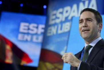 García Egea: el PSOE debería dejar gobernar a Navarra Suma «a cambio de nada»