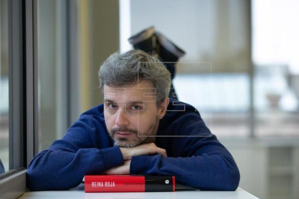Gómez-Jurado: En la literatura las mentiras pueden estar llenas de verdad