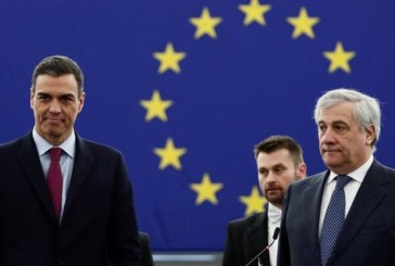 Sánchez subraya que la austeridad dividió a los europeos y pide pasar página