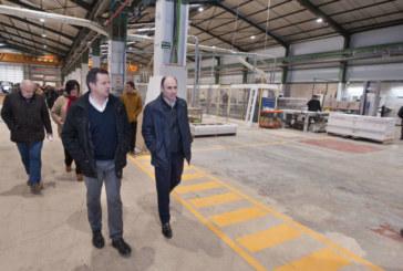 El Gobierno de Navarra invierte 7 millones en el polígono de Irurtzun-Inasa