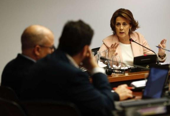 "Comisión CAN: Barcina dice que  ha cobrado ""lo que me ha correspondido en cada caso"""