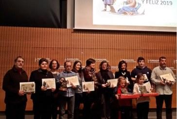 LXVI Campaña de Navidad, 2018: Entregados los premios del concurso de Belenes en Pamplona