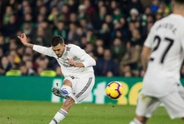 1-2. Un gol de Ceballos salva al Real Madrid y deja frío a su exequipo