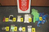 Detenido en Peralta por tráfico de drogas