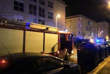 Tres incendios en edificios de Pamplona, sin heridos