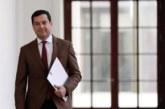 Moreno acusa a Sánchez de «despreciar a Andalucía» por no haberle consultado