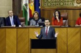 Moreno defiende la legitimidad de Vox y le pide que dé estabilidad al cambio