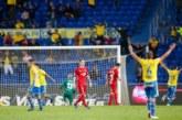4-1. Las Palmas brilla ante Osasuna