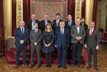Navarra y el Comité de las Regiones compartirán información sobre el Brexit