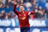 2-0. Osasuna se impone al Mallorca en su séptima victoria seguida en El Sadar