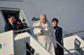 El Papa Francisco emprende su viaje a Panamá para participar en la JMJ