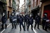 Siete detenidos y 48 investigados por altercados tras el cierre de Rozalejo