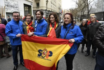 """SUP acude a Colón porque ve """"insostenible"""" la situación de la Policía en Cataluña"""