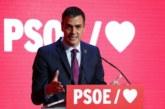 """Sánchez defiende que el 28A están en juego """"dos modelos de país"""""""