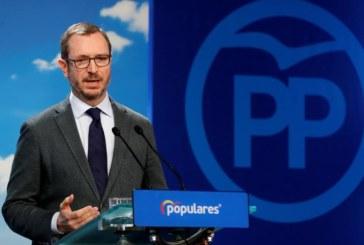 El PP cree que Sánchez no quiere su apoyo sino el de Podemos y los independentistas