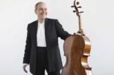 """El violonchelista Asier Polo estrena """"Transfiguración"""" de Torres en Pamplona"""