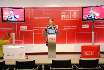 """Chivite: """"El PSOE sale a ganar las elecciones generales"""""""