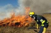 Prohibidas las quemas en el norte de Navarra por el riesgo de incendio