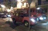 Desalojado un edificio de siete plantas en Los Arcos por un incendio