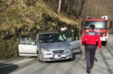 Herida una vecina de Yanci (Navarra) en un accidente de tráfico en la localidad