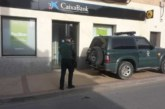 Atracan a punta de pistola un banco en Sartaguda y se llevan 6.000 euros