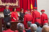 Día de la Policía Foral de Navarra: Barkos reitera el objetivo de asumir las competencias de Tráfico