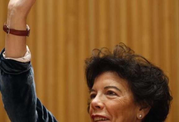 El Gobierno de Sánchez aprueba el proyecto de Ley de Educación para derogar la Lomce