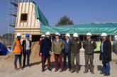 Un edificio passivhaus será la nueva Oficina de Guarderío de Medioambiente en Estella