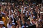 """Guaidó está dispuesto a """"hacer lo necesario"""" para que la ayuda entre a Venezuela"""