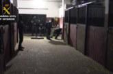 La Guardia Civil detiene a 66 personas por tráfico de drogas en Andalucía