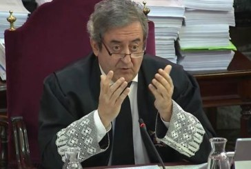 El fiscal califica el proceso separatista de golpe de Estado con medios violentos