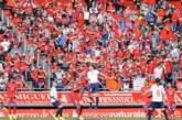 1-1. Osasuna salva un punto en el último suspiro ante el Numancia