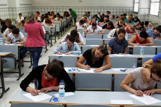 Interinos alertan de «inaceptable» próxima elección de plazas en el cuerpo de maestros