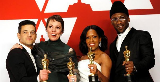 "Premios Oscar: ""Green Book"" se lleva la gloria pero ""Roma"" ya es eterna"