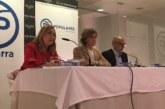 """Tejerina afirma que para el PP """"no hay obstáculos"""" con el Canal de Navarra"""