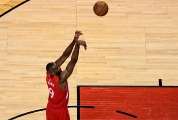 Raptors y Sixers llegan a semifinales en el Este; Trail Blazers, en el Oeste