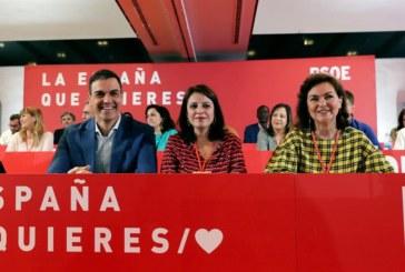 """28-A: El PSOE defiende """"un nuevo impulso del autogobierno"""" en materia territorial"""