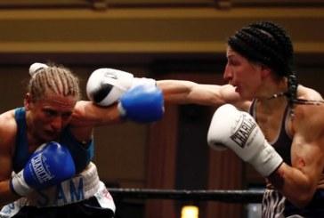 Miriam Gutiérrez logra a los puntos el campeonato de Europa de peso ligero