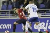 3-2. Osasuna no acaba con la maldición de Tenerife tras desperdiciar una renta de dos goles
