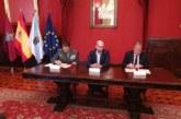 Guardia Civil y municipios de la Ruta Jacobea firman un protocolo de seguridad en el Camino Francés