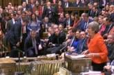 """El Parlamento británico toma el control para votar un """"plan B"""" del """"brexit"""""""
