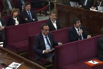 El Tribunal Supremo no se opondrá al traslado de los presos del proceso a cárceles catalanas