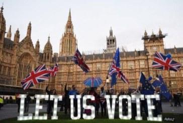 La economía británica se contrae entre temores a un «brexit» sin acuerdo
