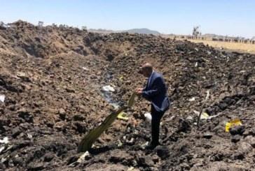 Dos españoles entre los muertos del avión que se estrelló en Etiopía