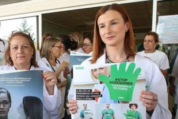 """Las 105 agresiones a médicos en 2018 en Navarra, """"solo la punta del iceberg"""""""