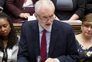 Piden a Corbyn que apoye otro referéndum de la UE para evitar la fuga de votos
