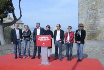 Barkos: Geroa Bai tiene la ambición de defender el autogobierno en Madrid
