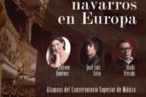AGENDA: 19 de marzo, en el Teatro Gayarre, Gala lírica: 'Cantantes navarros en Europa'