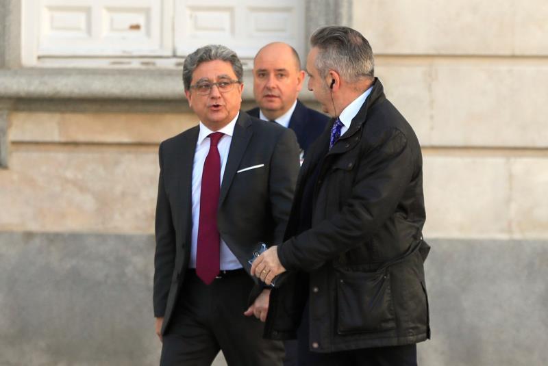 Juicio proceso: Millo detalla la violencia en Cataluña ante la vía «suicida» de Puigdemont
