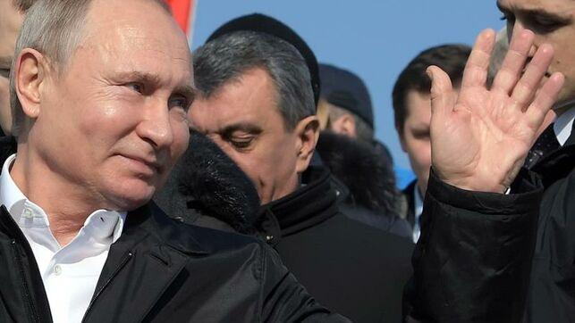 Putin llama a utilizar nuevos métodos de lucha antiterroriesta